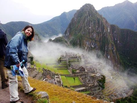 Machu Picchu, a cidade inca